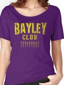 Bayley Club  Women's Relaxed Fit T-Shirt