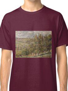 Claude Monet - Apple Blossom Classic T-Shirt