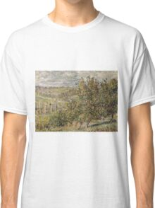 Claude Monet - Apple Blossom Classic T-Shirt