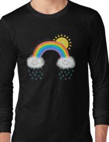 Somewhere over the rainbow... Long Sleeve T-Shirt