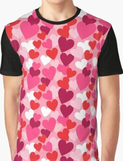 Sweet Hearts for your Sweetheart Graphic T-Shirt