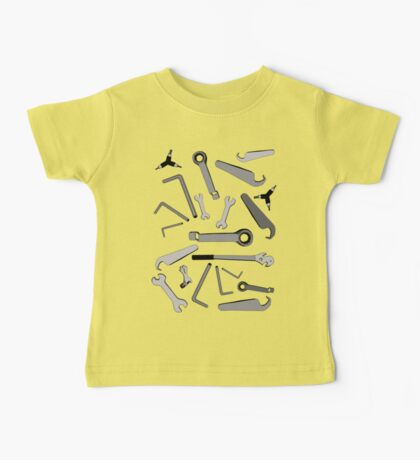 Spanner & Wrench Baby Tee