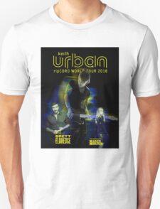 keith urban ripcord tour T-Shirt