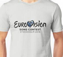 Eurovision 2016 Unisex T-Shirt