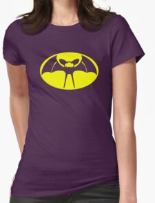 Because I'm Zubat-Man! Womens Fitted T-Shirt