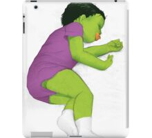 Toddler Smash! iPad Case/Skin
