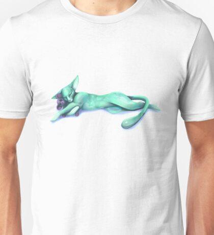 Snuggle Kitty Unisex T-Shirt