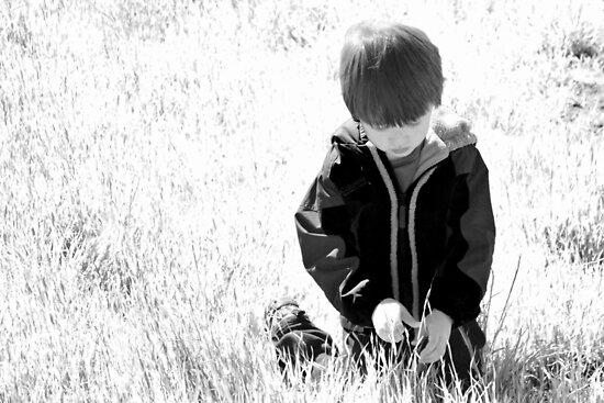 Childhood Days by Barbara  Brown