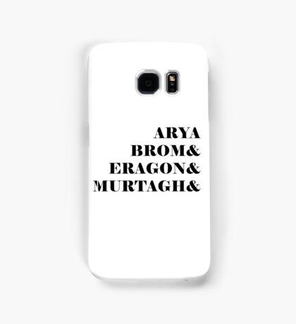 Eragon names Samsung Galaxy Case/Skin