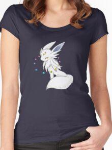 Mega Evolution Eevee Women's Fitted Scoop T-Shirt
