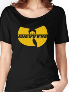 WU-KANDA Women's Relaxed Fit T-Shirt