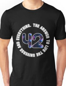 42! Unisex T-Shirt