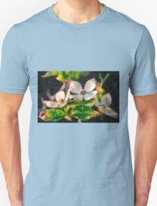 Dogwood Blossoms On A Branch T-Shirt
