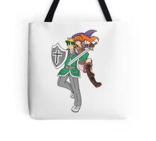 Hero's Matthew and Amelia Tote Bag