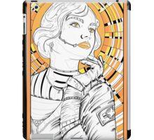 Cosmo girl sunset iPad Case/Skin