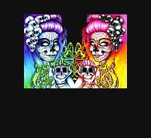 Dai de los Muertos, Twins Unisex T-Shirt
