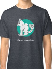 Found Animals I Heart Cats Hoodie Classic T-Shirt