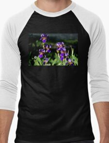 Iris family Men's Baseball ¾ T-Shirt