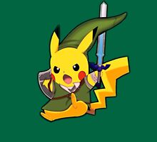 Pikalink Link The Legend of Zelda Series T-Shirt