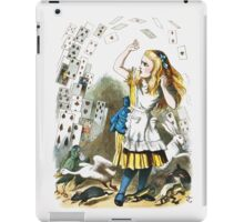 Flying Cards iPad Case/Skin