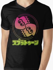 Squid Kids Mens V-Neck T-Shirt