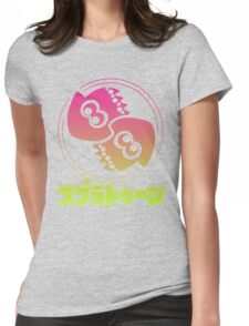 Squid Kids Womens Fitted T-Shirt