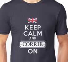 CORRIE ON, MATE Unisex T-Shirt