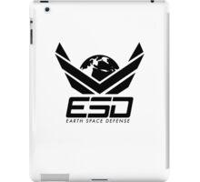 Earth Space Defense (global) iPad Case/Skin