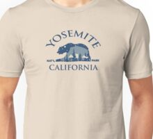 Yosemite National Park. Unisex T-Shirt