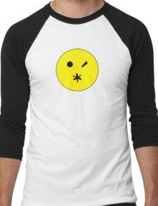 Preacher - Arseface - Yellow Clean Men's Baseball ¾ T-Shirt
