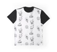 Monster Food: Flash sheet Graphic T-Shirt