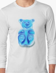 Barry; the Very Berry Flavored Bear Long Sleeve T-Shirt