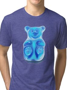 Barry; the Very Berry Flavored Bear Tri-blend T-Shirt