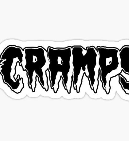 The Cramps Shirt Sticker