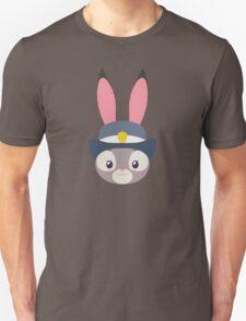 Stylized-Bunny-Judy Unisex T-Shirt