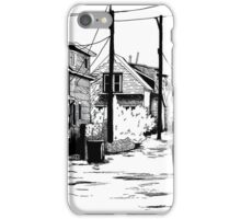 Residential Alley iPhone Case/Skin