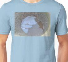 frozen puddle Unisex T-Shirt