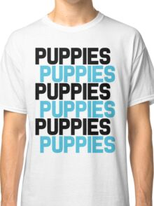 Puppies Overload Classic T-Shirt