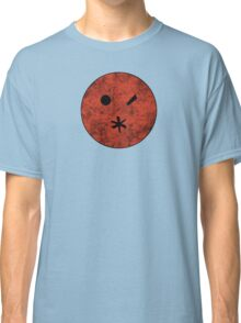 Preacher - Arseface - Red Dirty Classic T-Shirt