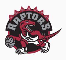 Toronto Raptors One Piece - Short Sleeve