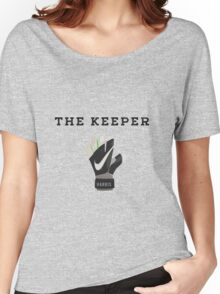 Ashlyn Harris - The keeper Women's Relaxed Fit T-Shirt