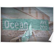 Ocean Avenue Poster