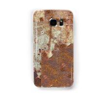 Rusty metal Samsung Galaxy Case/Skin
