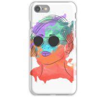 Purple Lips iPhone Case/Skin
