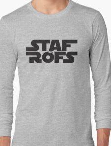 StafRófs - Black T-Shirt