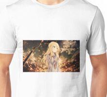Your Lie In April Kaori Miyazono Unisex T-Shirt