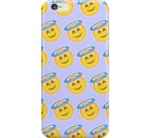 Halo Emoji iPhone Case/Skin