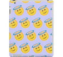 Halo Emoji iPad Case/Skin