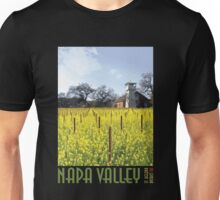 Napa Valley - Water Tower II Unisex T-Shirt