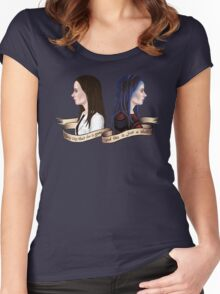 Shells Women's Fitted Scoop T-Shirt